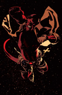 Hellboy from AdamHughes