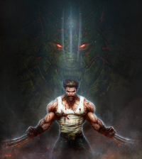 Wolverine from Yichenglong1985