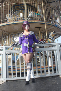 Agent 13 Cosplay as Mad Moxxi