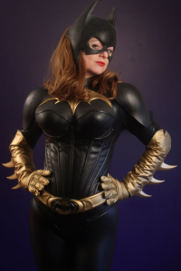 Babs Bat as Batgirl