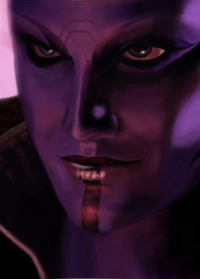 Aria T'Loak from Rienquedesmoutons