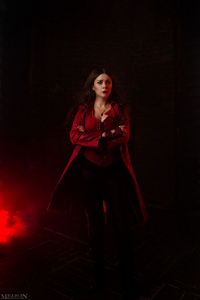 MilliganVick as Scarlet Witch