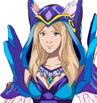 Crystal Maiden from Annexia-sama