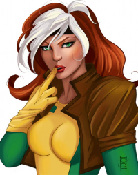 Rogue from aberrantkitty