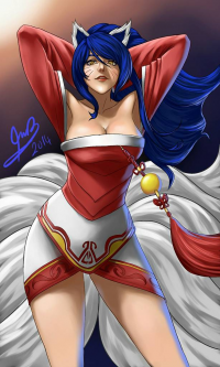 Ahri from Aboode1991