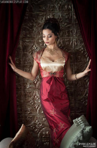 Sara Moni Cosplay as Inara Serra