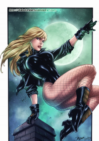 Black Canary from Diabolumberto