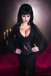 Angie Griffin as Elvira