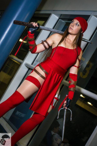 Amy Nicole as Elektra
