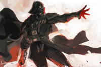 Darth Vader from HitoriEdo