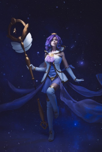pollypwnz as Janna/Star Guardian