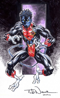 Nightcrawler from Todd Nauck