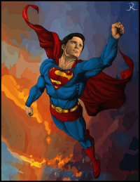 Superman from James Rodriguez