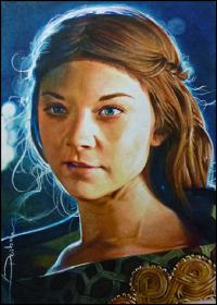 Margaery Tyrell from David Deb