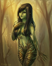 Lady of the Forest from Faebelina