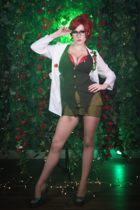 Angie Griffin as Poison Ivy