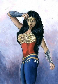 Wonder Woman from Andrew Bayliss
