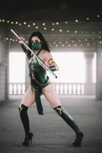 Angelina Astarte as Jade