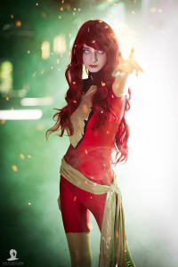 Haiden Hazard as Dark Phoenix