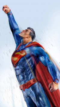Superman from John Gallagher
