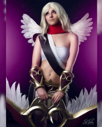 Kasai Cosplay as Varus
