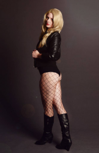 PureLight Cosplay as Black Canary