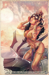 Dejah Thoris from J-Estacado