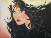 Wonder Woman from Andrew Place