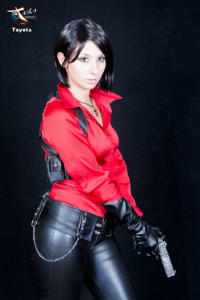 Luna Gabriella as Ada Wong
