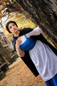 Aigue Marine as Belle