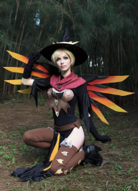 Megan Coffey as Mercy/Witch