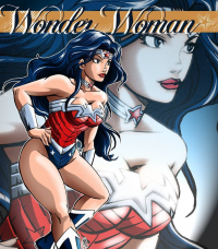 Wonder Woman from Antonio Claret