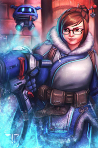 Mei from Amir Mohsin