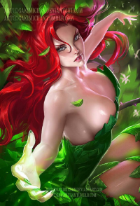 Poison Ivy from Sakimi Chan