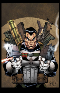 Punisher from Ross Hughes