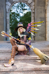 Coolbyproxy as Mercy/Witch