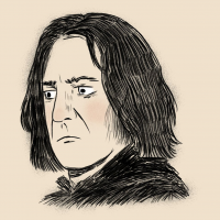 Severus Snape from Penleydesigns