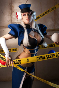 Smirnova Kate as Syndra/Officer