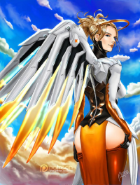 Mercy from Arionart
