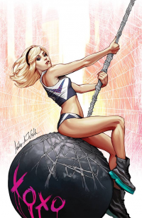 Spider Gwen from Ashley Marie Witter