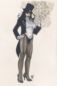 Zatanna from AdamHughes