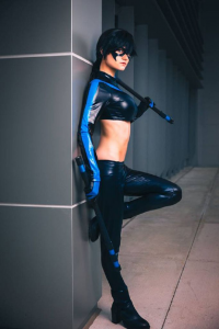 Ashe Iverk as Nightwing
