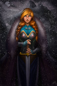Anna of Arendelle from Ataraxicare