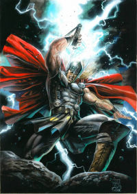Thor from Rudy Ao