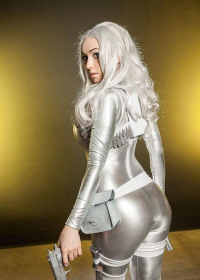 Smirnova Kate as Silver Sable