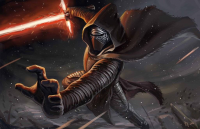 Kylo Ren from Feihai