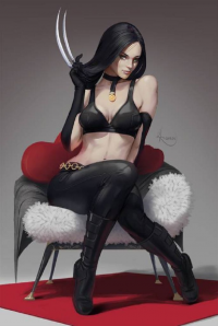 X-23 from Souracid