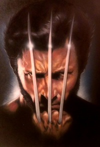 Wolverine from Huy Truong