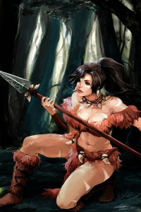 Nidalee from betrayal-and-wisdom