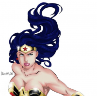 Wonder Woman from Anika Basya